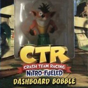 Crash Team Racing Nitro Fueled Dashboard Bobble